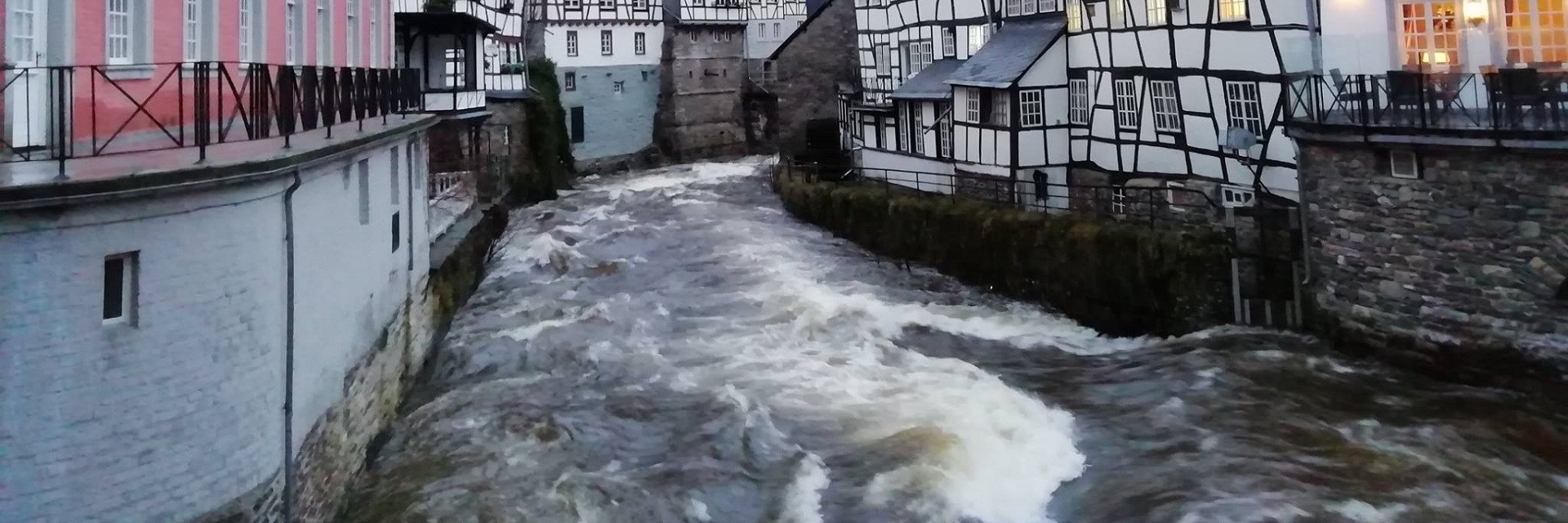 Whitewater Monschau
